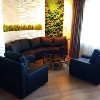 изготовление дивана с креслами на заказ по индивидуальным проектам в Москве от мебельного ателье ААА-Классика