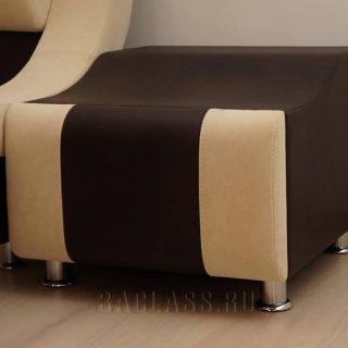 пуф с ящиком на заказ по индивидуальным проектам в Москве от мебельного ателье ААА-Классика