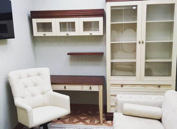 изготовление мягкой мебели на заказ по индивидуальному проекту в детскую комнату