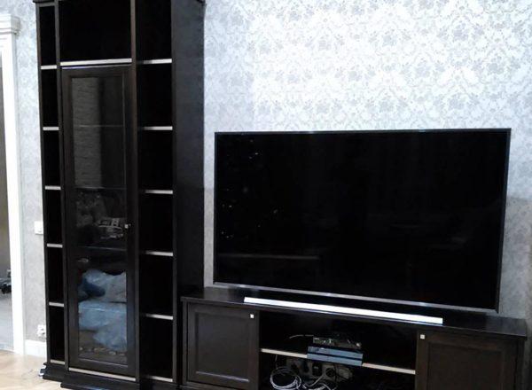 Шкафы с полками из МДФ