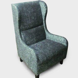 Купить кресло с высокой спинкой на заказ по индивидуальным проектам в Москве от мебельного ателье ААА-классика