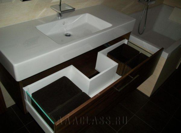 мебель в санузел на заказ