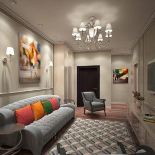 мягкая мебель в гостиную на заказ по индивидуальным размерам в Москве