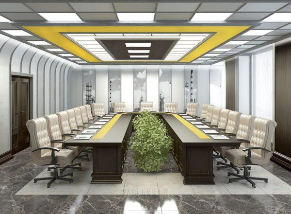 Мебель в большие кабинеты