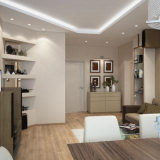 Мебель в дизайнерскую гостиную