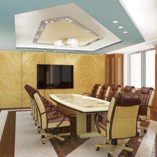 Мебель в комнату переговоров