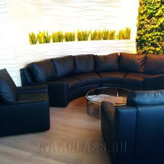диван с креслами на заказ по индивидуальным размерам в Москве от мебельного ателье ААА-Классика