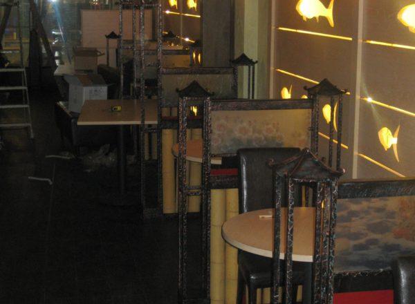 Прочные стулья в ресторан