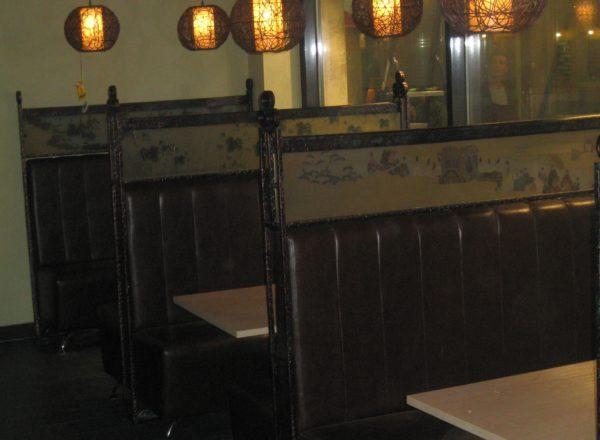 Ресторанная мебель из металлоконструкций