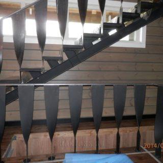 стальная лестница на заказ