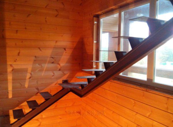 подвесная лестница