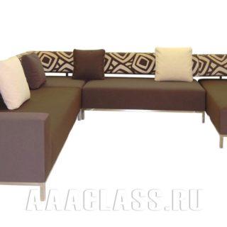 модульный диван на ножках