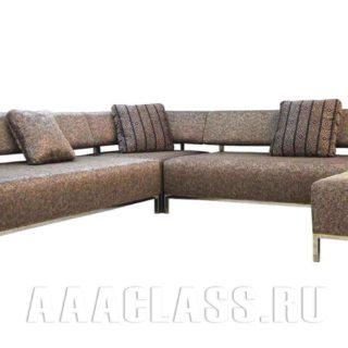 модульный тканевый диван