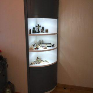 изготовление шкафа-пенала на заказ в Москве от мебельного ателье ААА-Классика