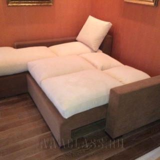 диван-кровать раскладывающийся вперед на заказ по индивидуальным размерам
