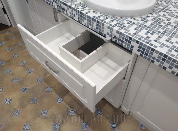 ящики в ванную
