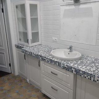 мебель в ванную по индивидуальным размерам