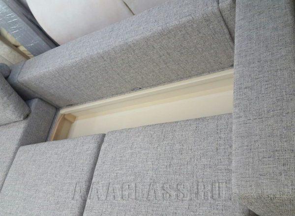 тканевый раскладной диван