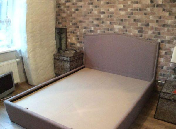 основа кровати Милан на заказ в Москве по индивидуальным размерам от мебельного ателье ААА-Классика