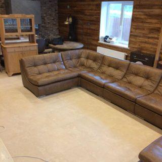 модульный диван милан на заказ по индивидуальным размерам в Москве