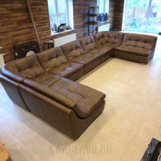 п диван из кожи