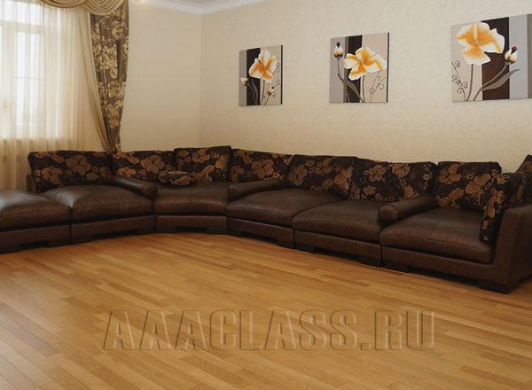 Огромный диван Ника