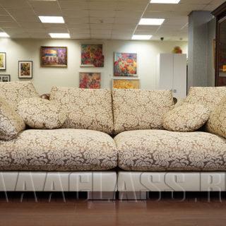 Классический диван Ника