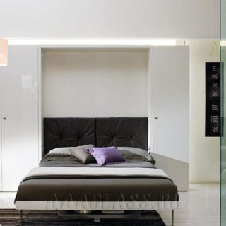 дизайнерский шкаф кровать на заказ в Москве по индвидуальным параметрам