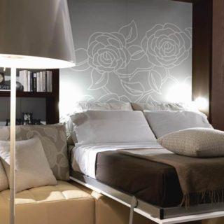 кровать трансформер на заказ в Москве от мебельного ателье ААА-Классика