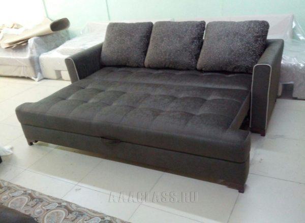 трехспальный диван кровать