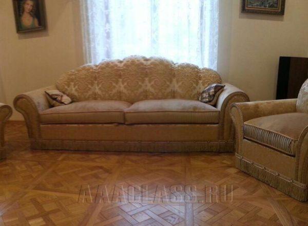 Изготовление кресла на заказ по индивидуальным проектам от мебельного ателье ААА-Классика