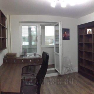 мебель для кабинета на заказ по индивидуальному проекты от мебельного ателье ААА-Классика