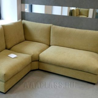Модульный диван на заказ по индивидуальному проекту для стоматологии БП