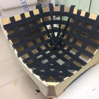 Изготовление кресла на заказ по индивидуальному проекту