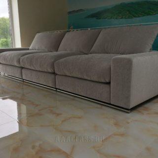 Изготовление модульного дивана