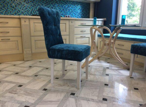изготовление стульев по индивидуальным размерам на заказ в Москве для комплексной меблировки квартиры