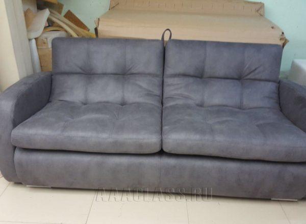 модульный диван МИЛАН по индивидуальному проекту на заказ в Москве от мебельного ателье ААА-Классика