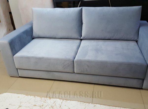 изготовление нестандартного дивана Бали по индивидуальному заказу: механизм трансформации евро-книжка от мебельного ателье ААА-Классика