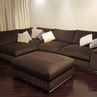 изготовление нестандартного модульного дивана Бали на заказ в Москве от мебельного ателье ААА-Классика