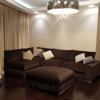 изготовление дизайнерского модульного дивана Бали на заказ в Москве от мебельного ателье ААА-Классика