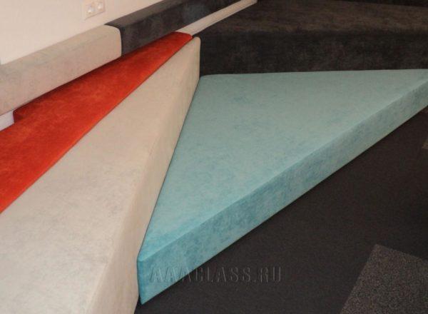 Мягкие стеновые панели и подоконники по индивидуальному заказу в Москве от мебельного ателье ААА-Классика