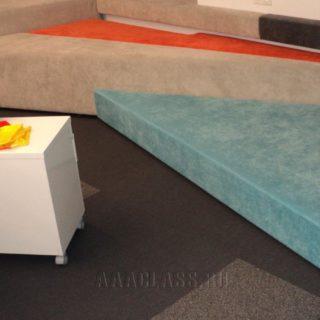 Мягкие стеновые панели на заказ по эскизам клиента с подсветкой от мебельного ателье ААА-Классика