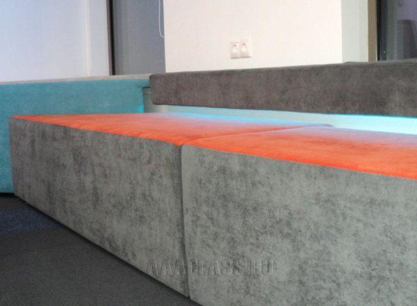 мягкие стеновые панели на заказ от специалистов мебельного ателье ААА-классика в Москве