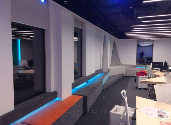 Мягкие стеновые панели и мягкие подоконники на заказ от мебельной мастерской ААА-Классика в Москве