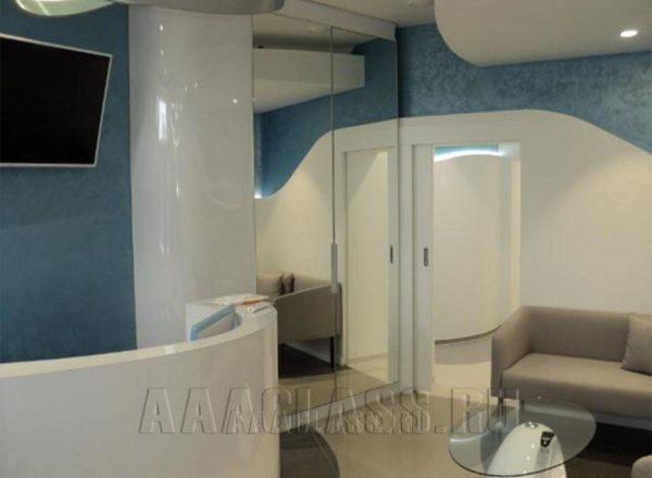 корпусная мебель для стоматологии на заказ
