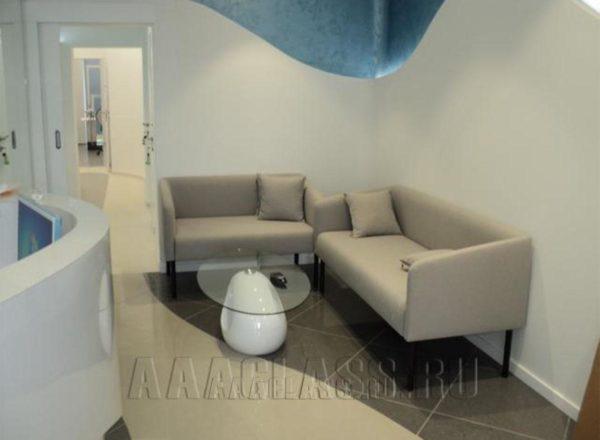 дизайнерские диваны для стоматологии на заказ