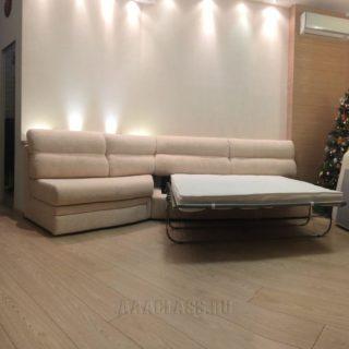 диван на заказ с механизмом итальянская раскладушка