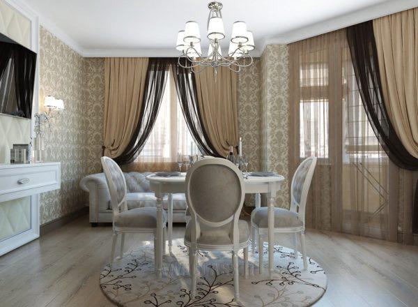 производство диванов честерфилд - 3D визуализация дивана Честер