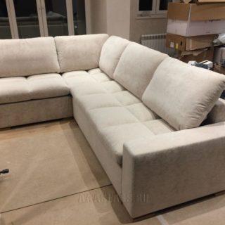 изготовление дивана амстердам на заказ от производителя — мебельное ателье ААА Классика в Москве