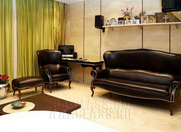 дизайнерский диван российского производства согетто